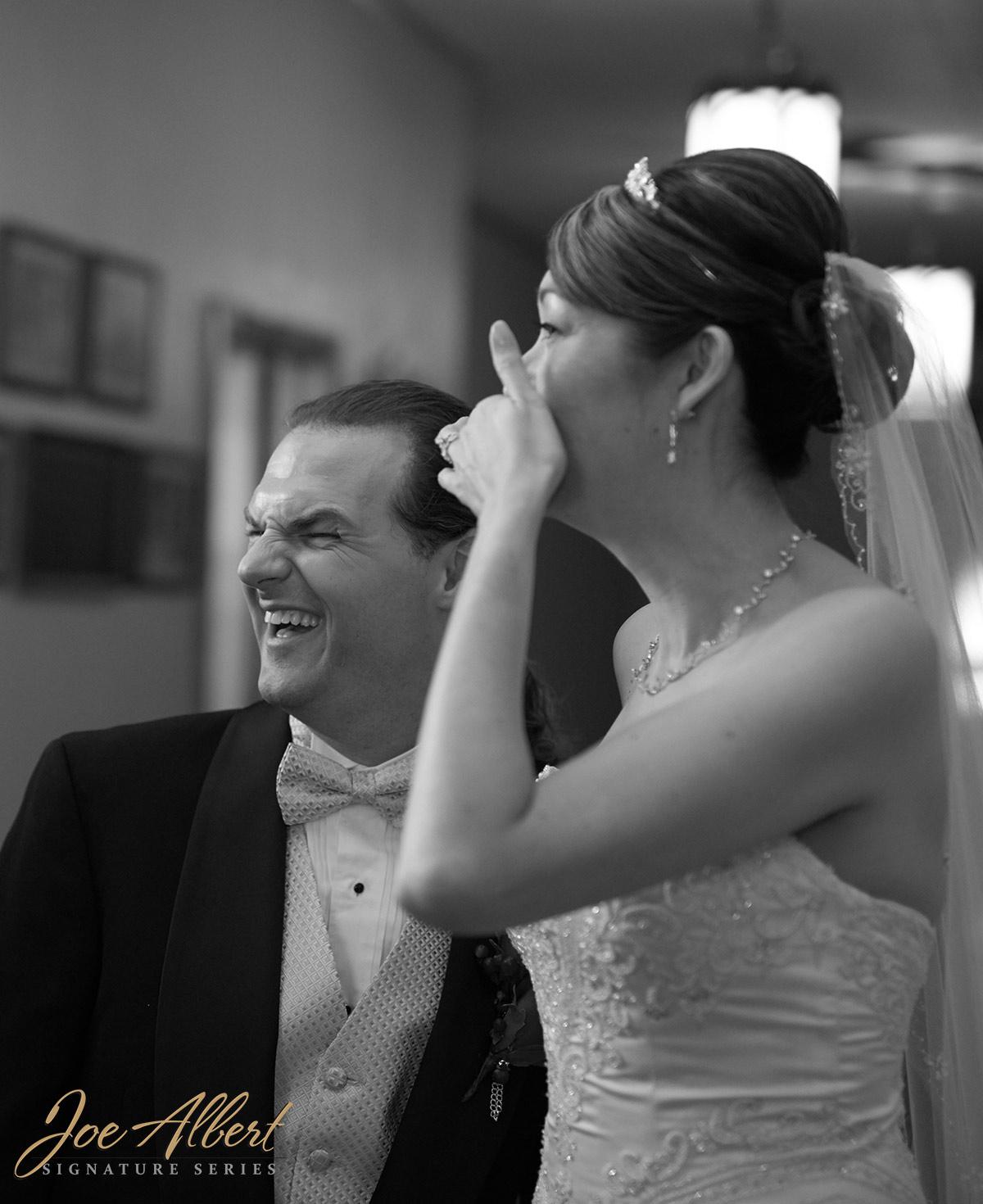 Just love this shot of Kathy Vogel and Joe Vitale