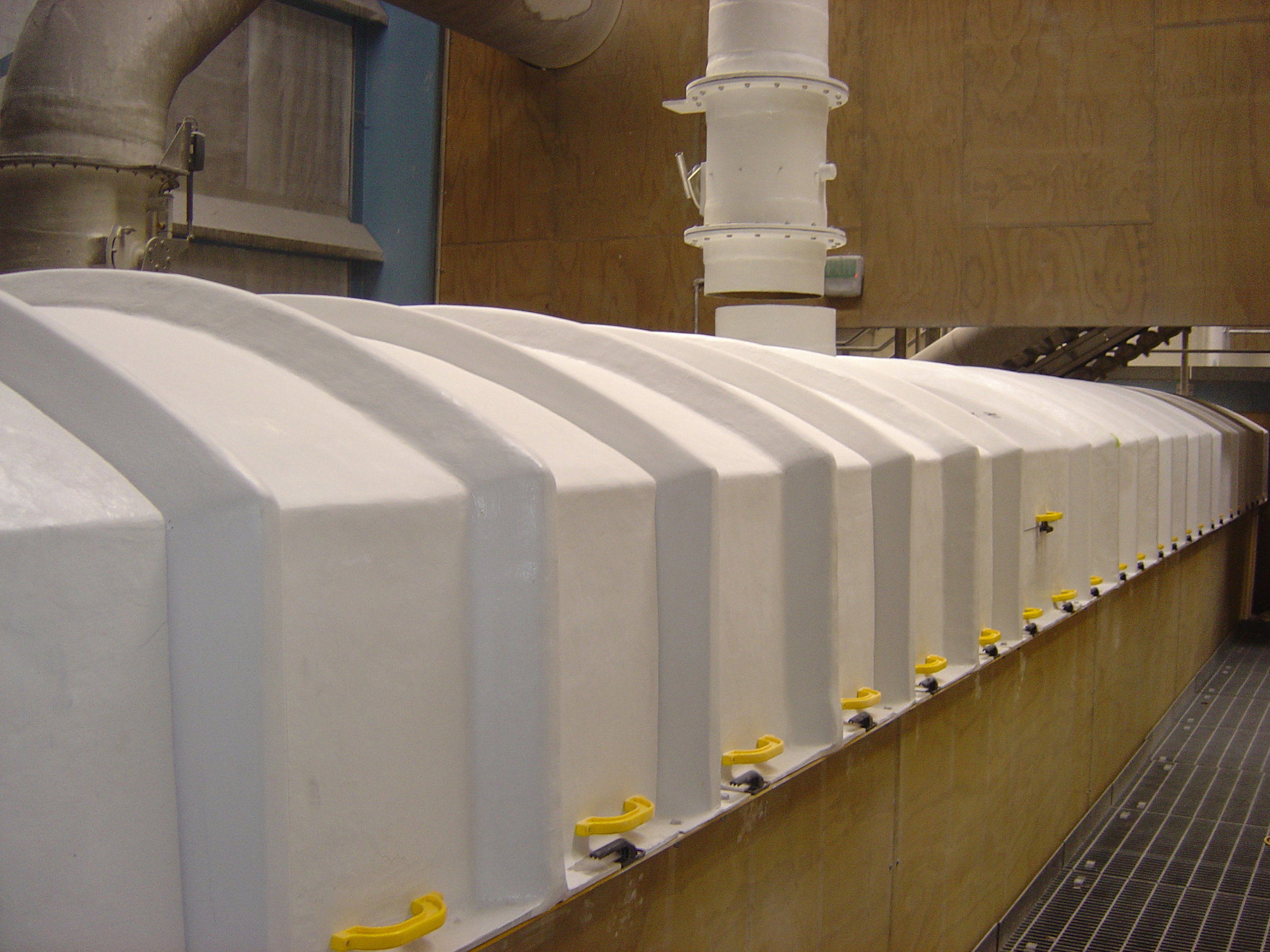 MWS Conveyor Cover
