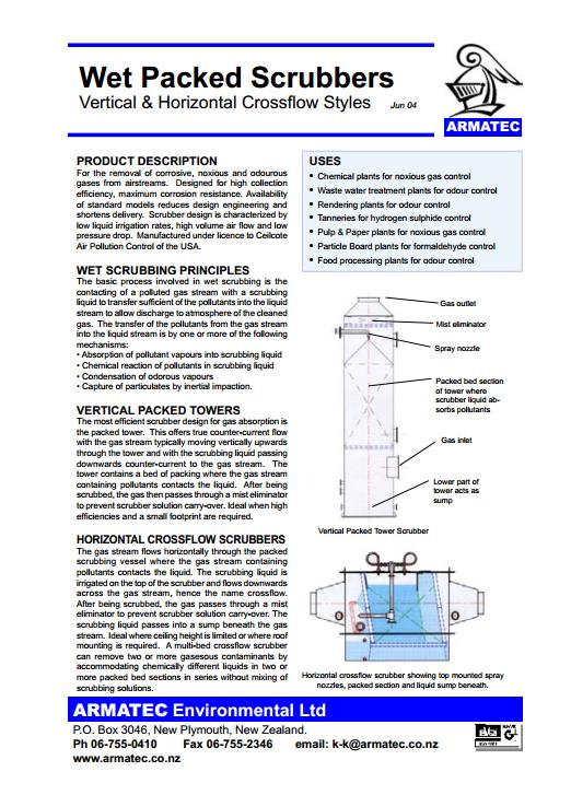 Download Wet Packed Scrubbers Handbook