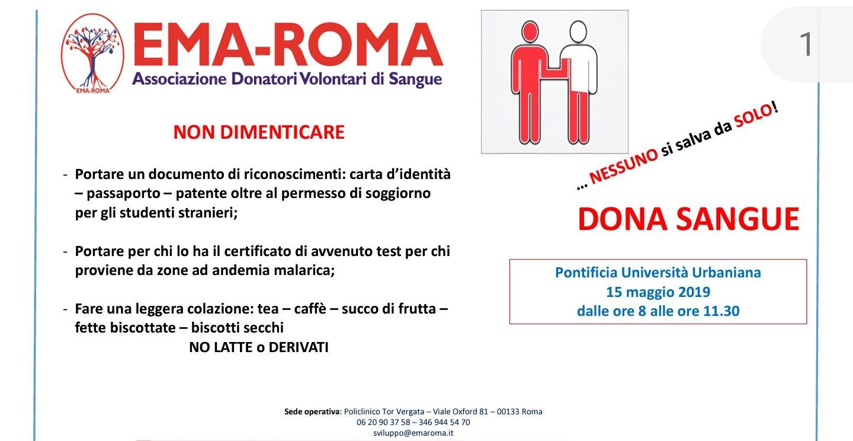 Dona il tuo Sangue e salva una vita — SUPR