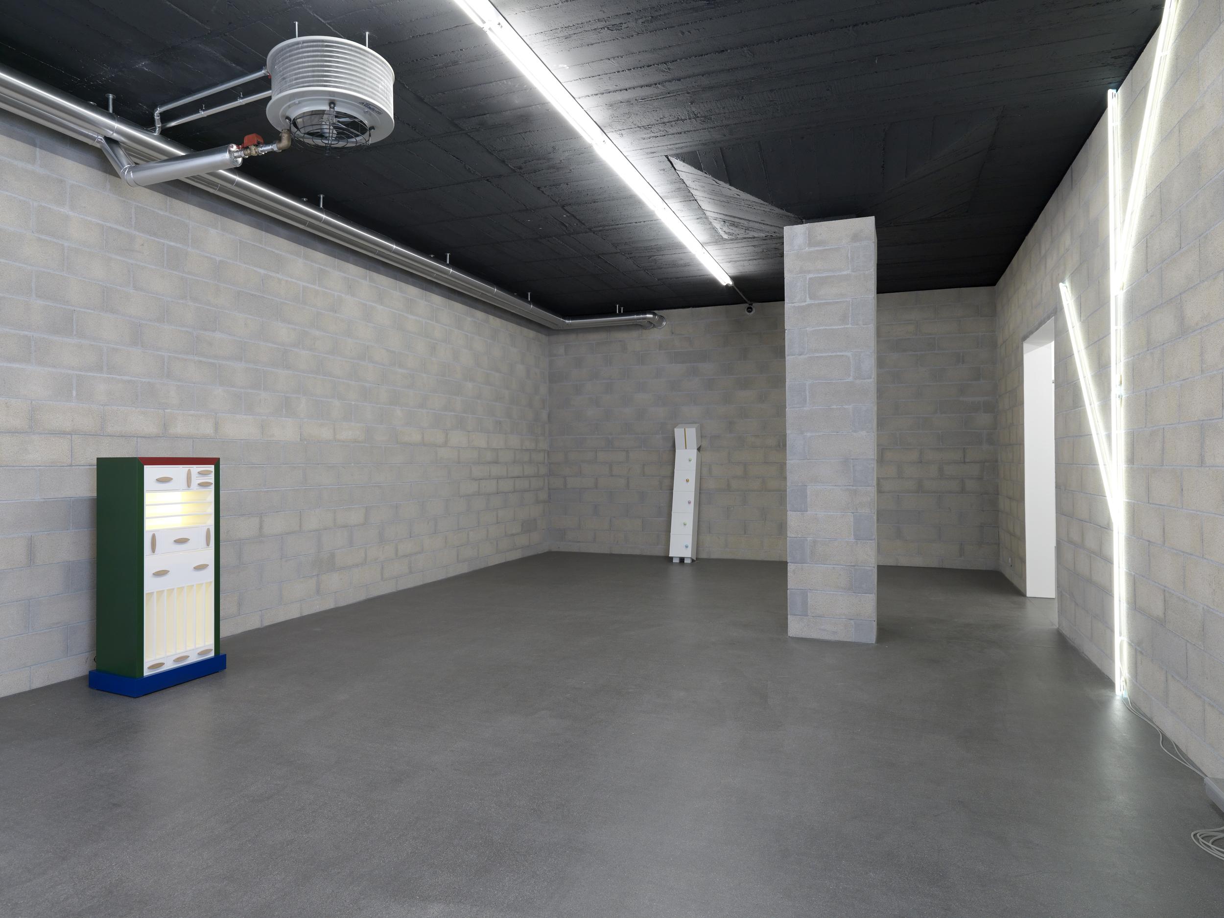Fondation Speerstra, Apples - Martine Bedin & Mai-Thu Perret - 2014