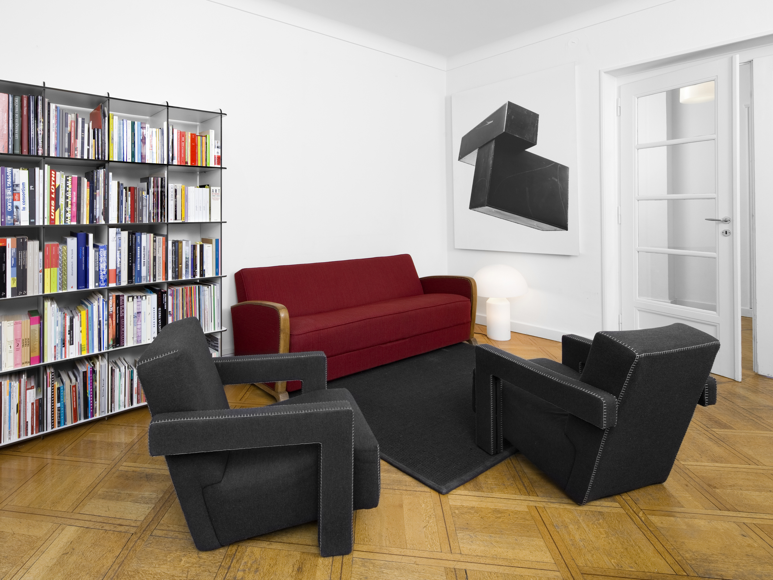 36 Furniture System - Christian Dupraz - 2014