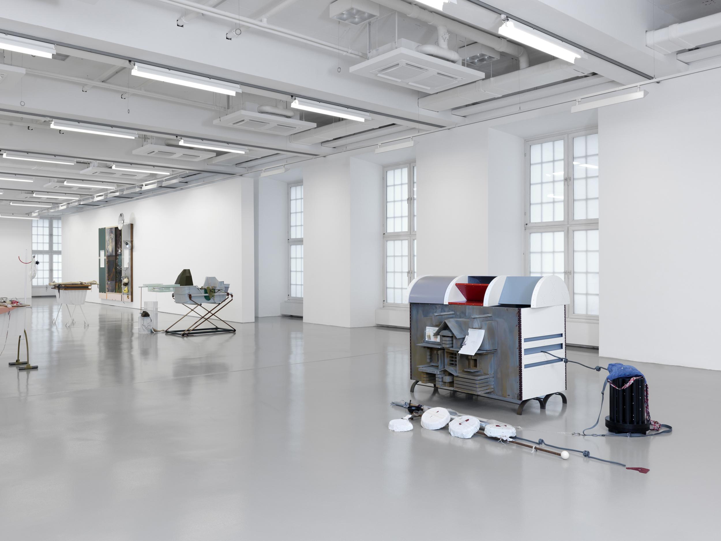 Fridericianum, Kassel | Helen Marten | 2014