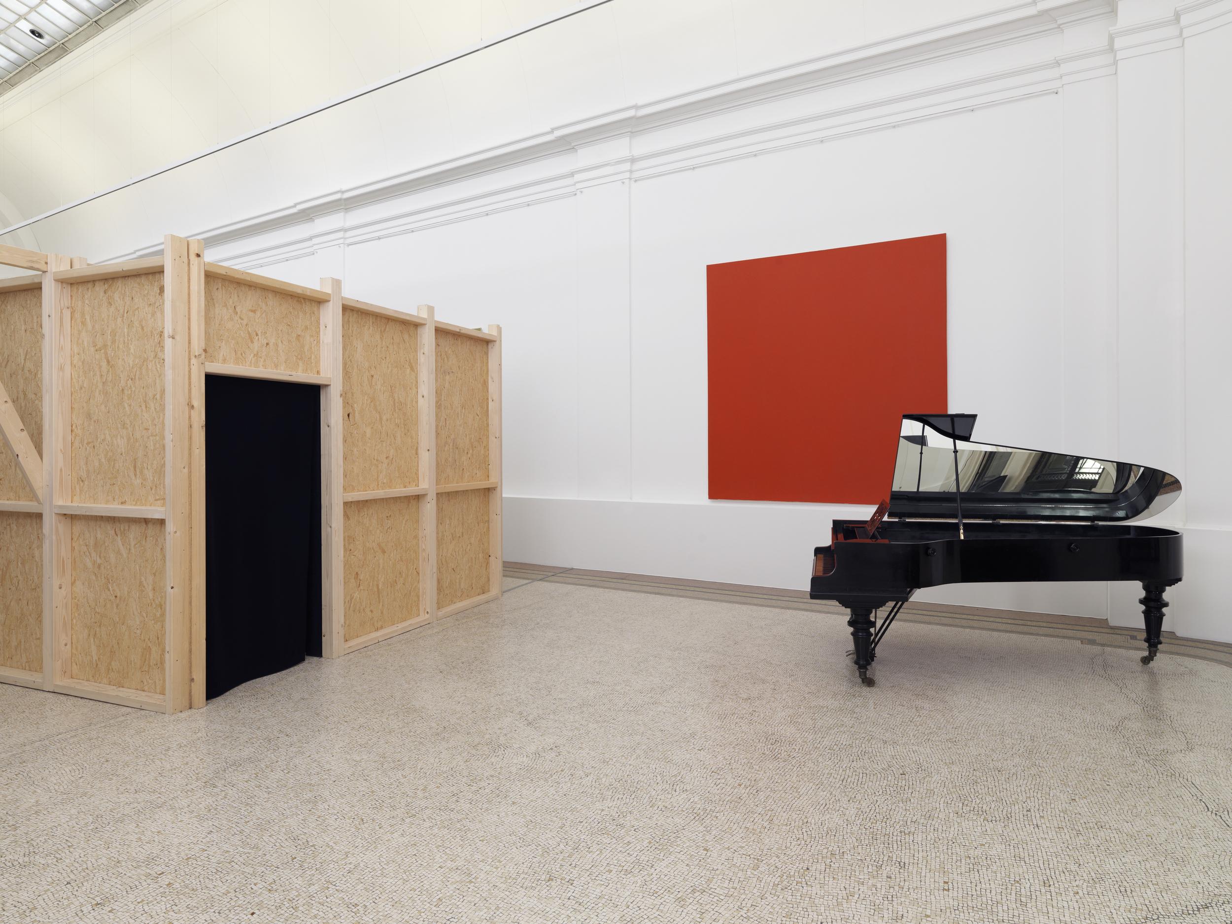 Musée d'art et d'histoire, Geneva | L'Œuvre d'art de l'avenir  | 2014