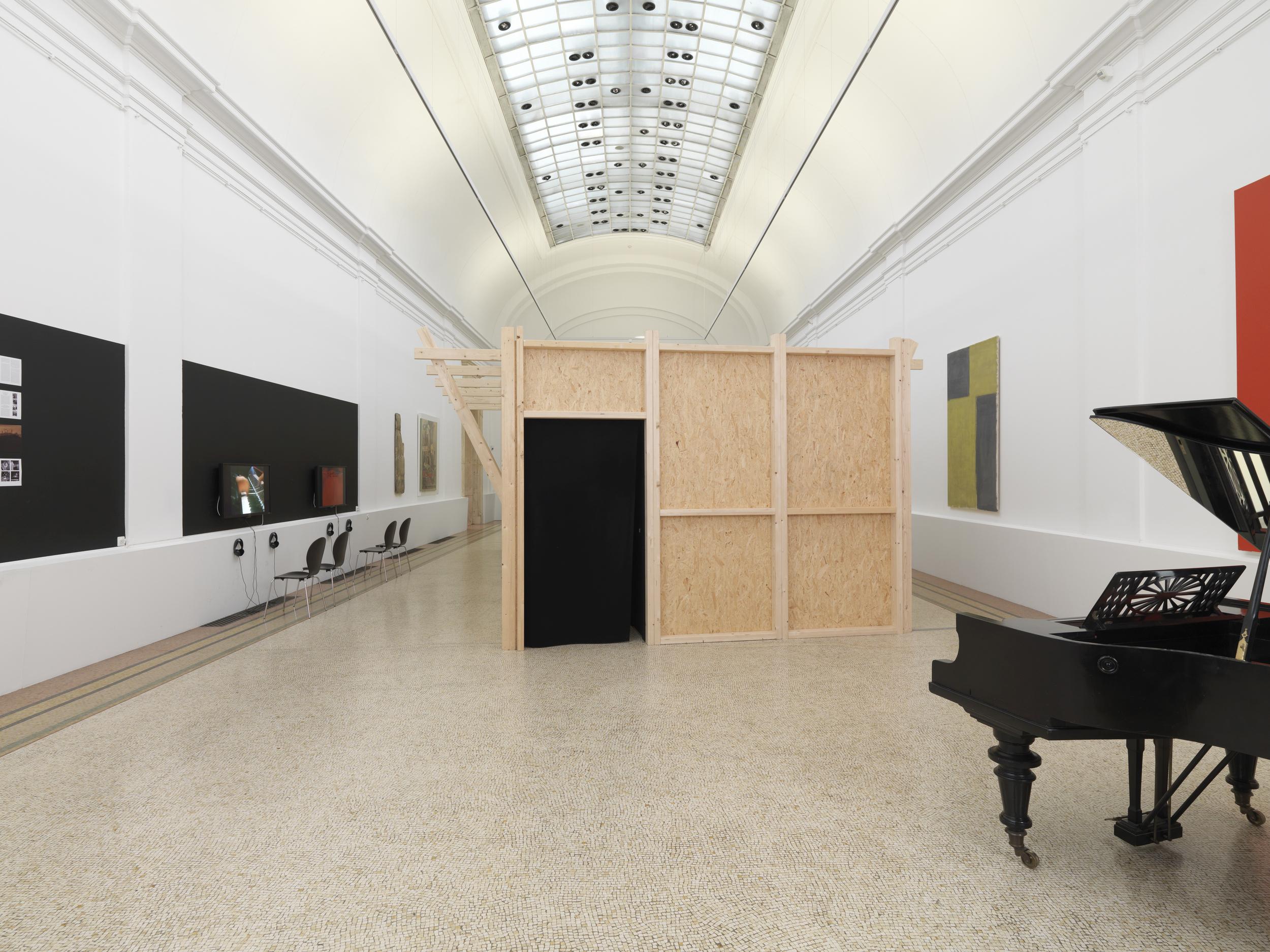 Musée d'art et d'histoire, Geneva   L'Œuvre d'art de l'avenir    2014