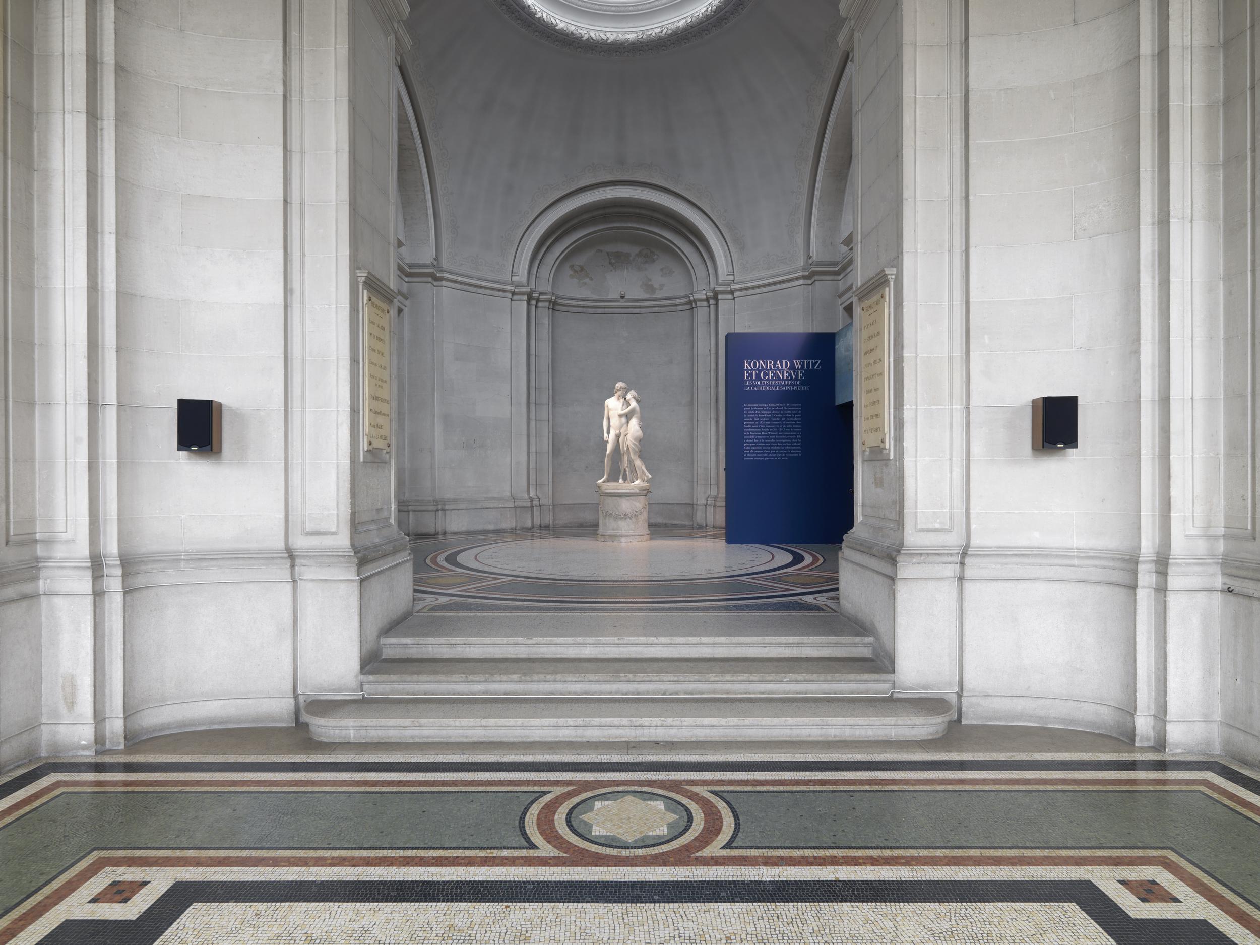 Copie de Musée d'art et d'histoire, Geneva | L'Œuvre d'art de l'avenir  | 2014