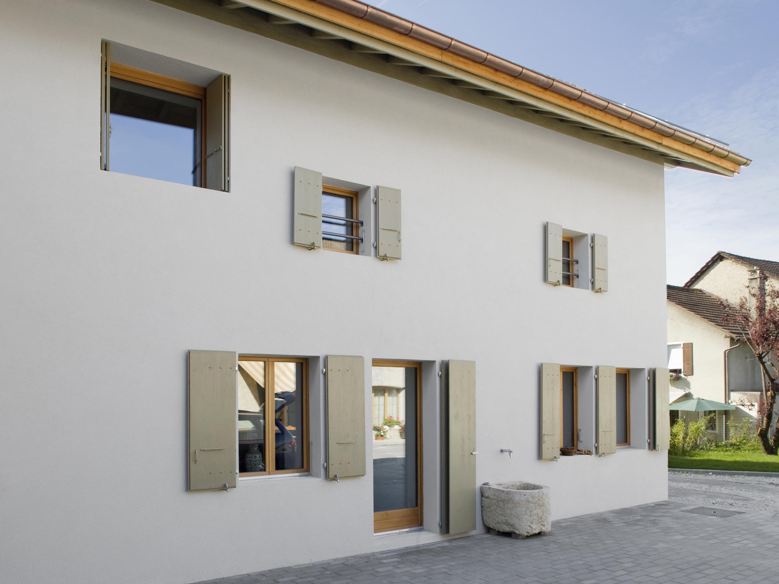 ATBA - architecture, Geneva | 2012