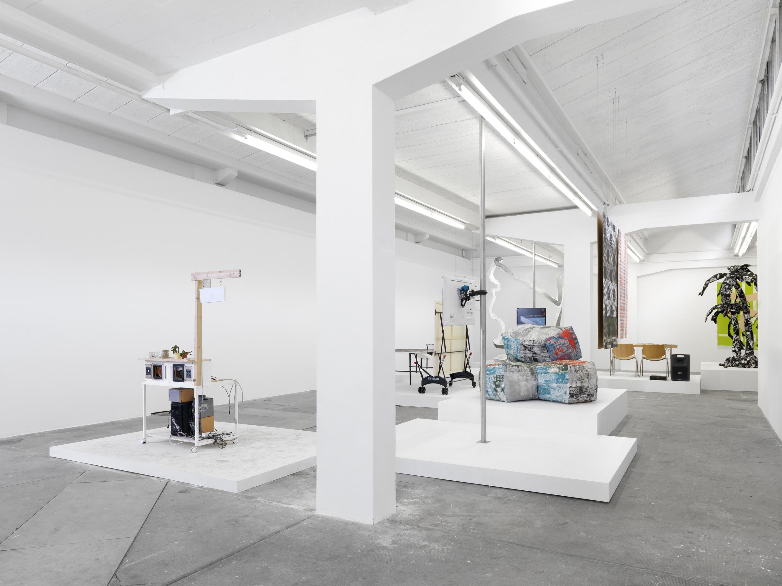 HEAD, Geneva | New Heads - Fondation BNP Paribas Art Awards | 2014
