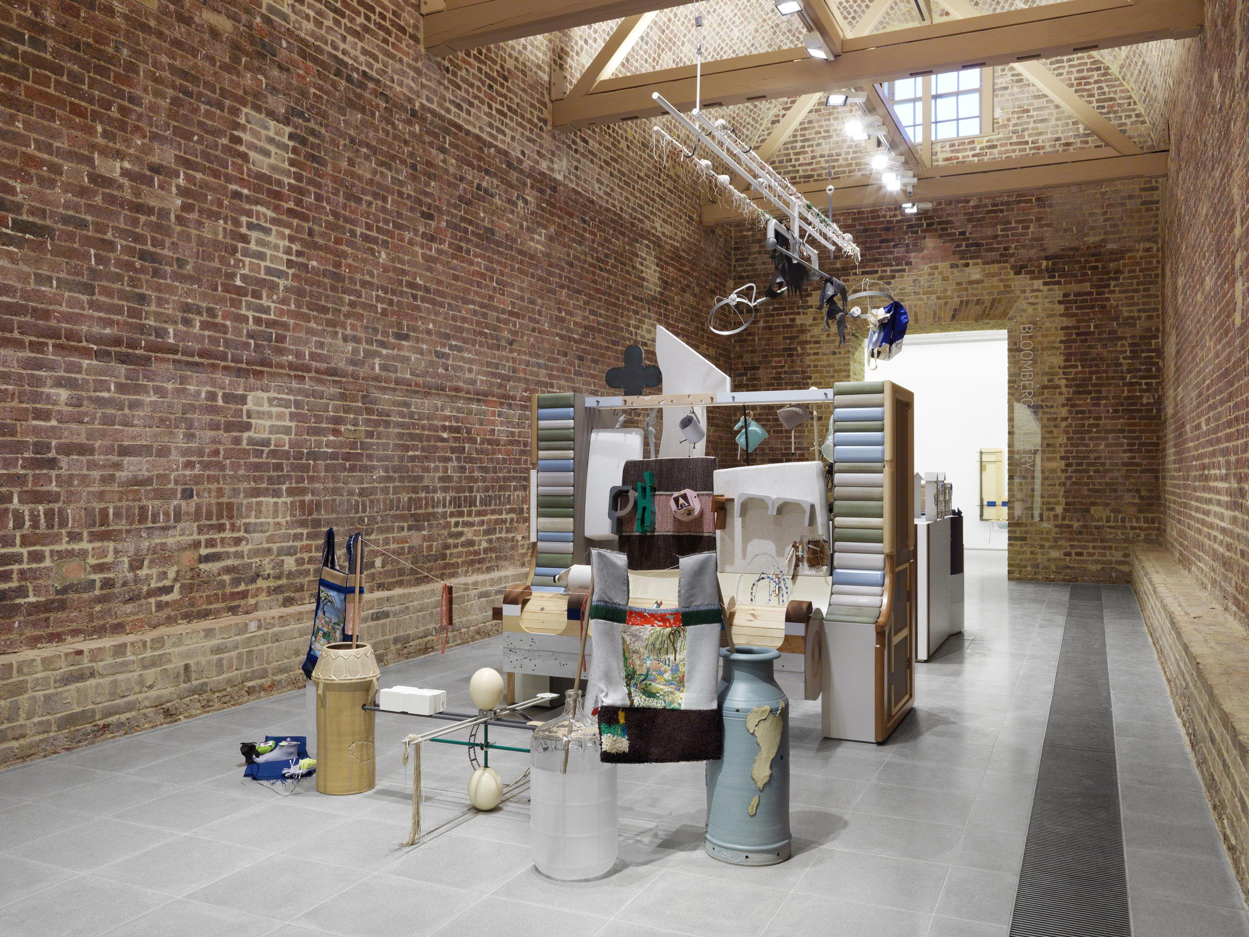 Serpentine London | Helen Marten | 2016