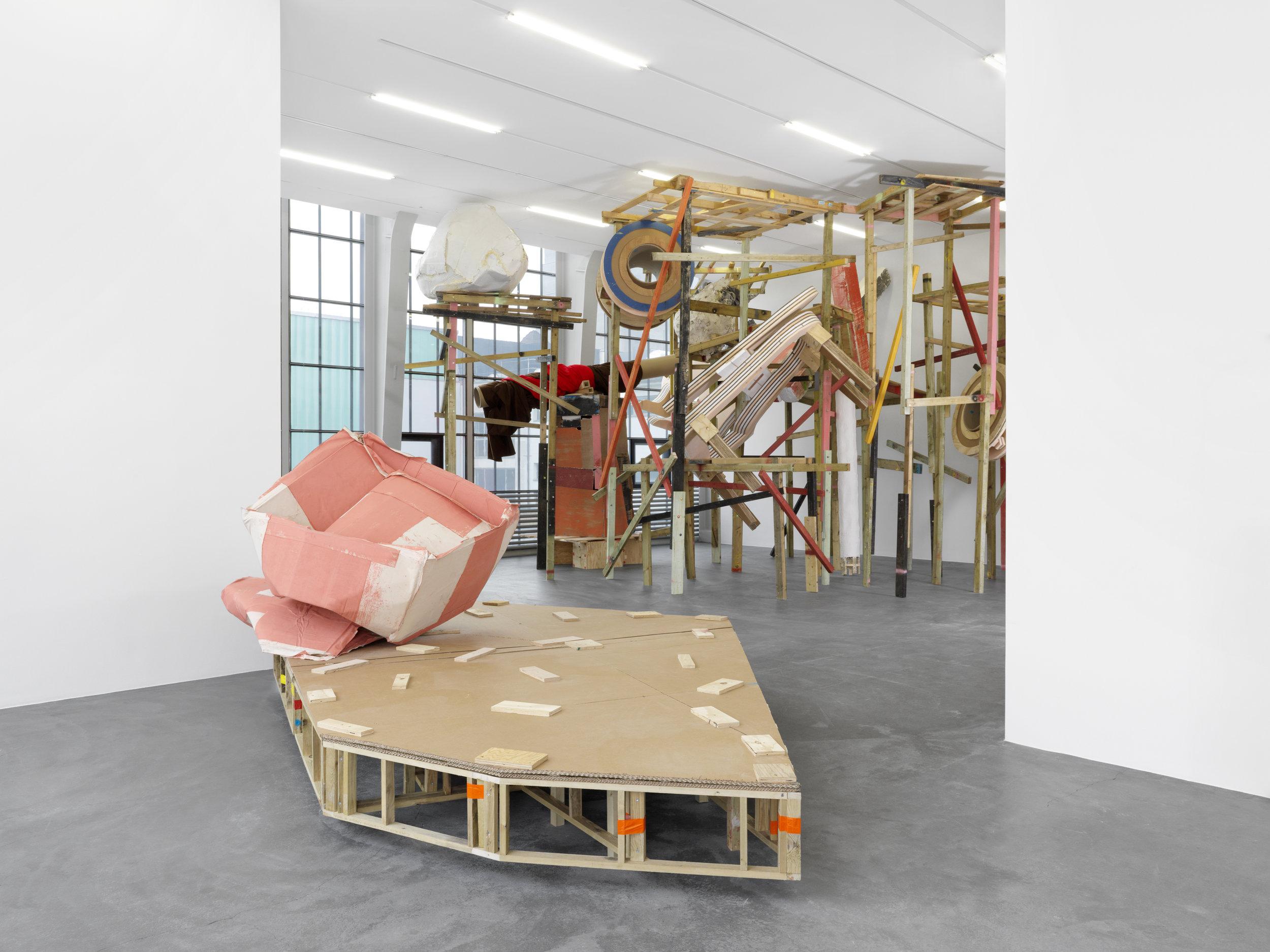 Kunsthalle Zurich | Phyllida Barlow | 2016