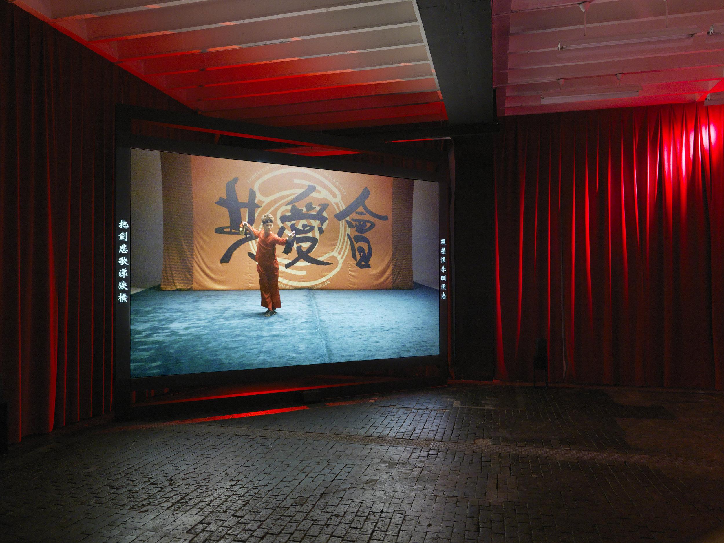 Centre d'Art Contemporain, Geneva | Biennale de l'Image en Mouvement | 2016