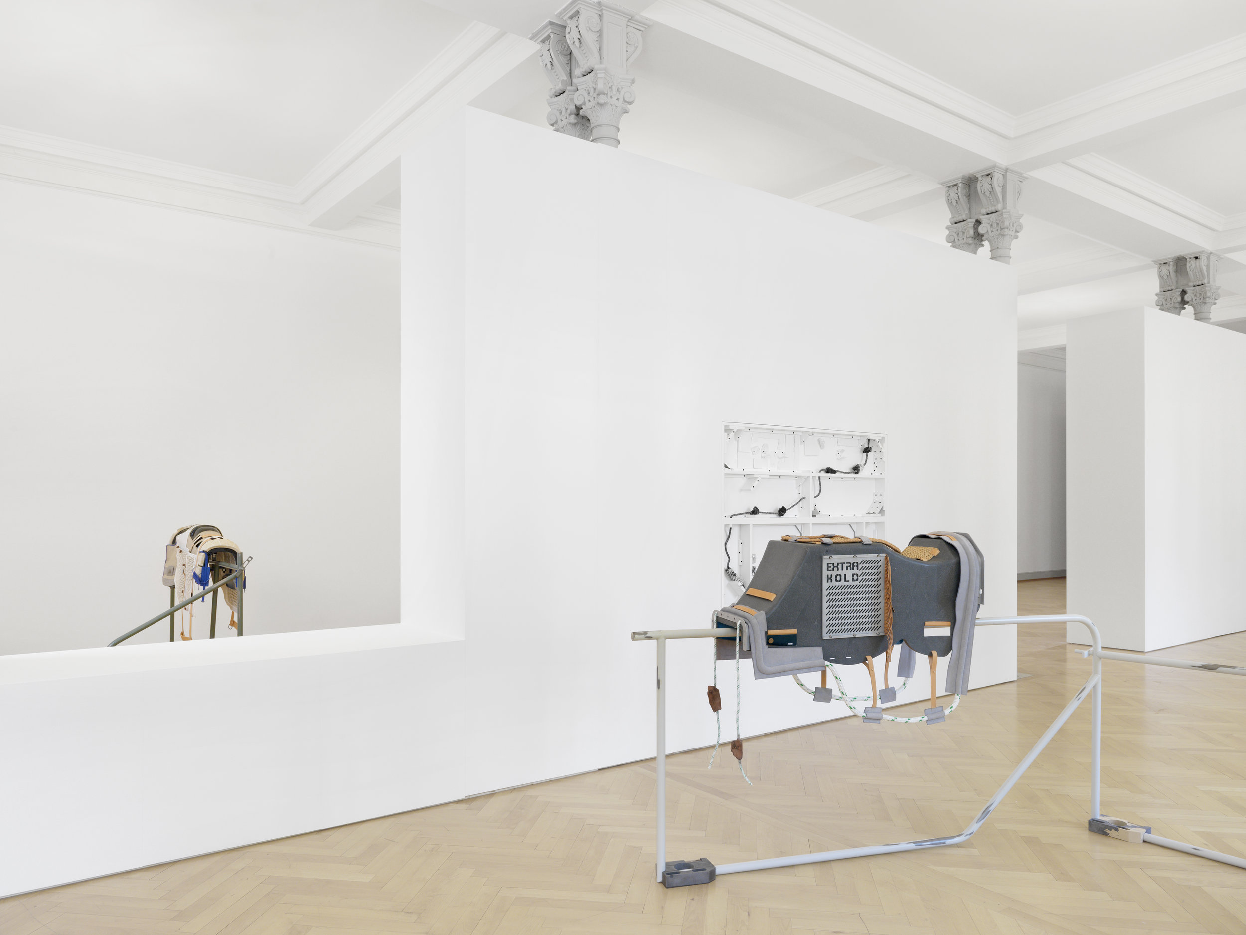 Kunstmuseum St-Gallen | Magali Reus | 2017