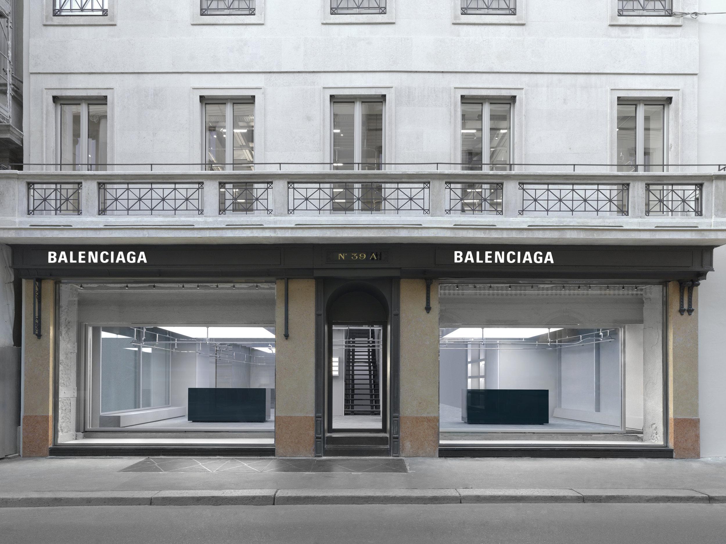 Balenciaga - Milano   2018