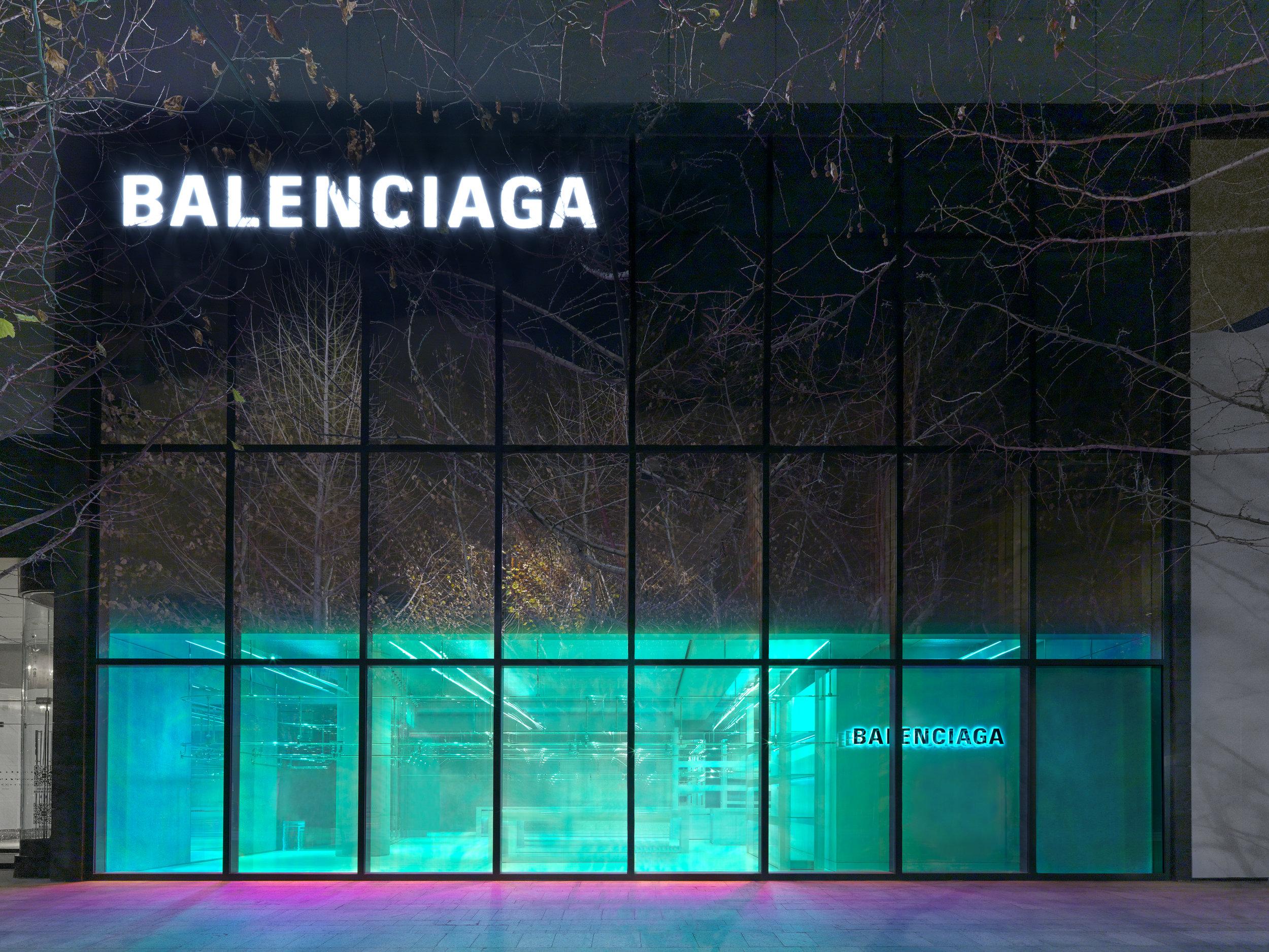 Balenciaga - Shanghai | 2019