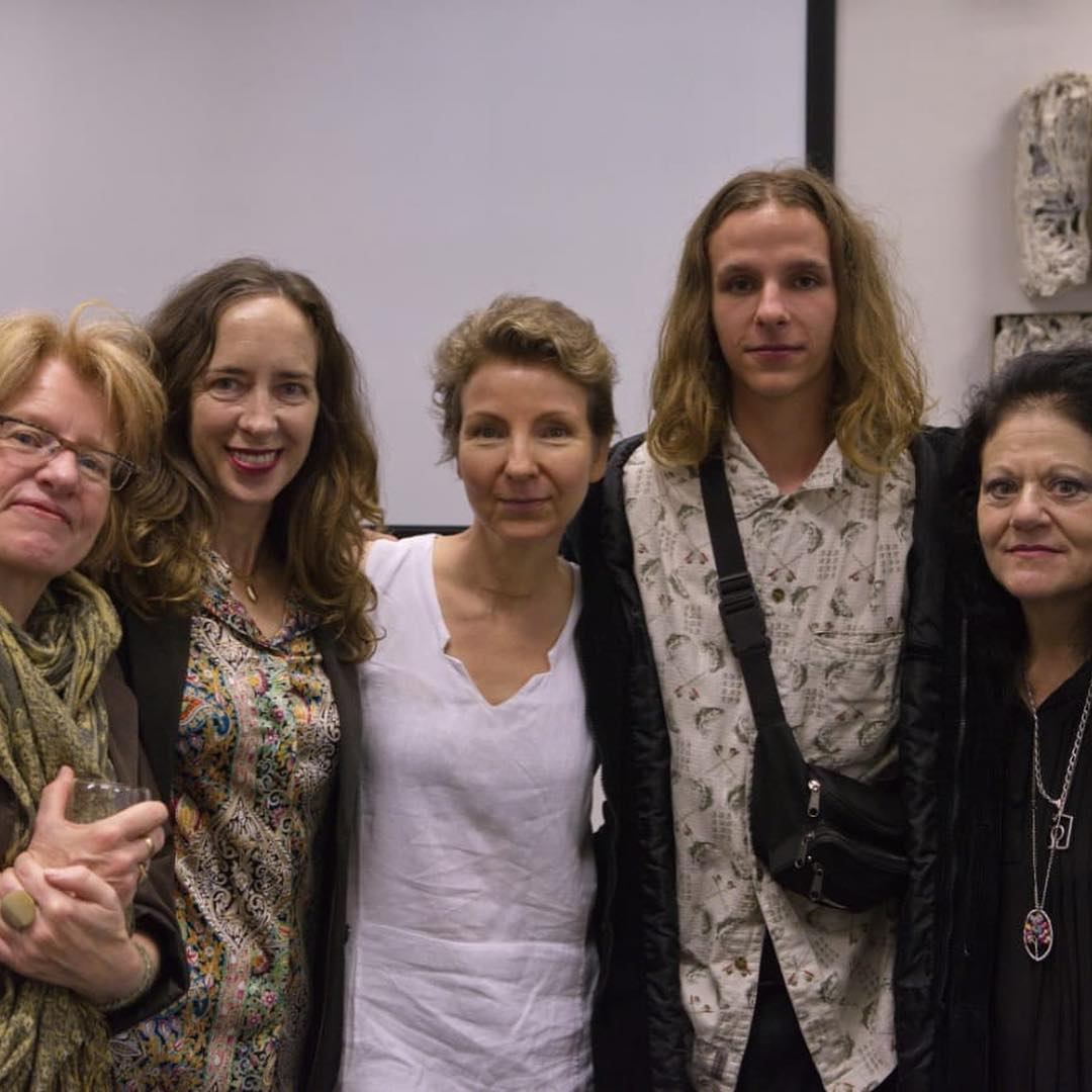 Lynette Siebert, Nina Holmes, Natasja de Wet, TJ de Wet and Inge Dawn Burman