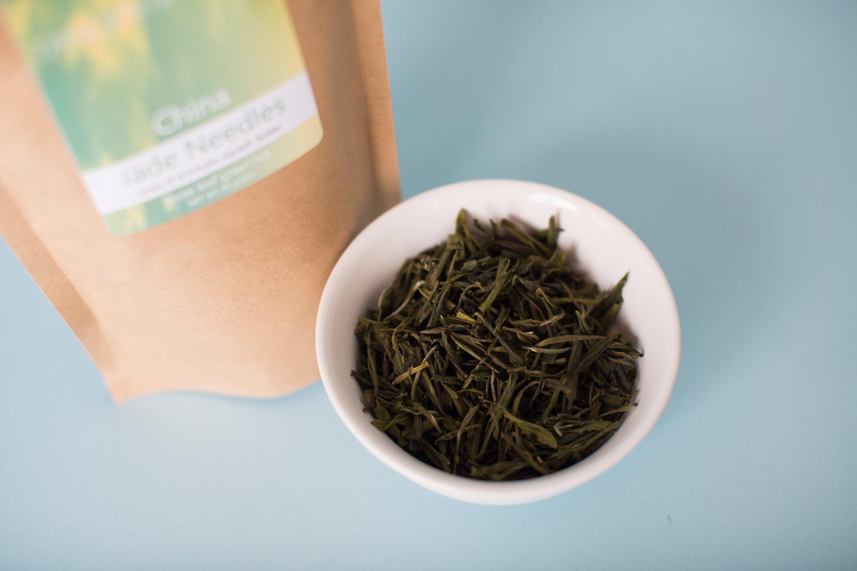 Jade Needle, green tea.