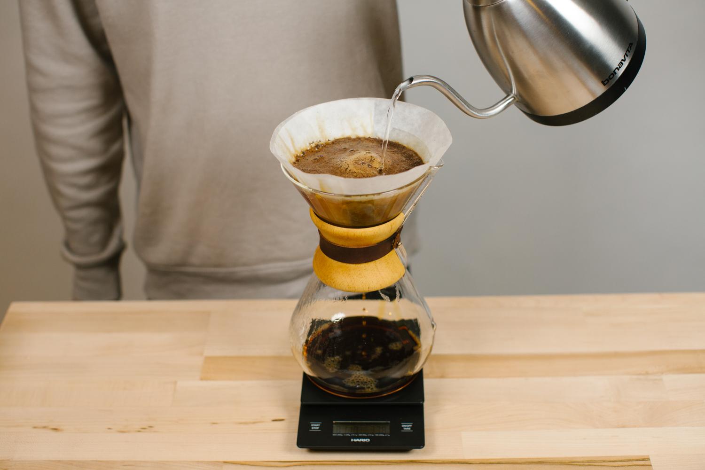 Chemex Coffee Guide Backyard Beans