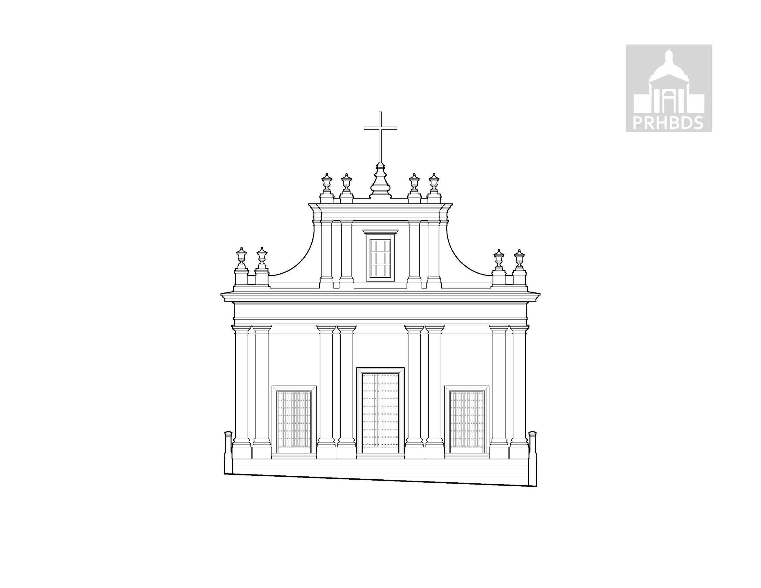 La Santa Catedral Metropolitana Basílica Menor de San Juan Bautista 1897.jpg