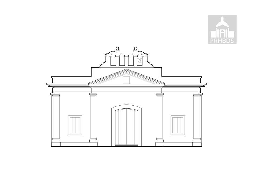Parroquia San Pedro Apóstol (1775)   Toa Baja, Puerto Rico