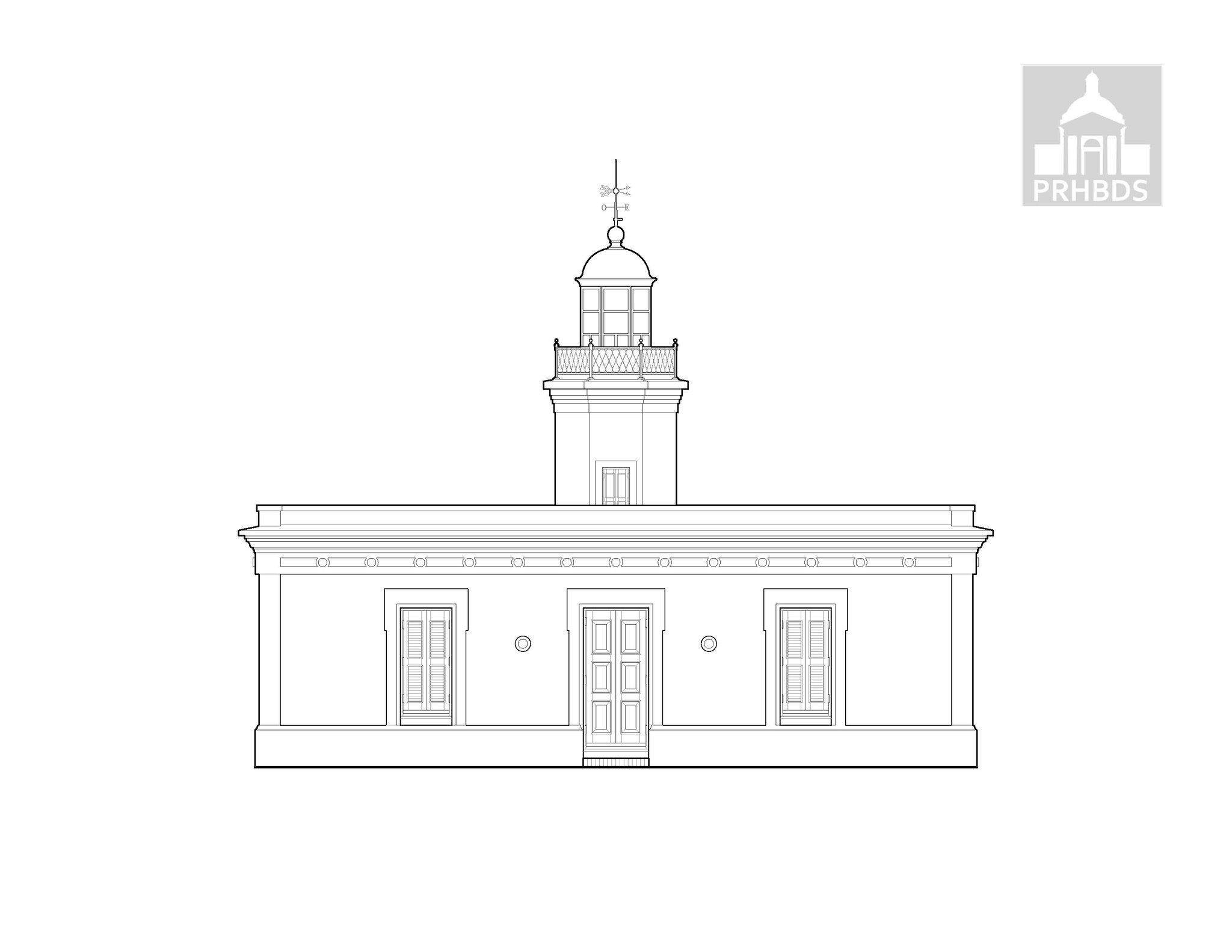Vieques Public School   Vieques, Puerto Rico    Designed by Antonin Nechodoma (1907)