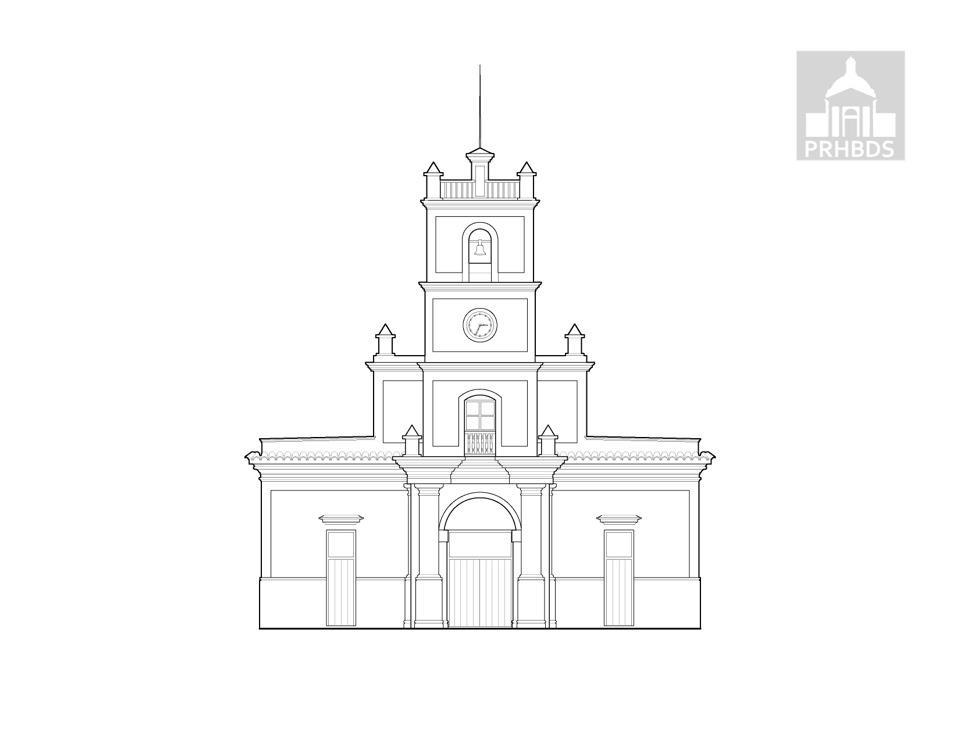 Parroquia Nuestra Señora de la Asunción (1816)   Cayey, Puerto Rico