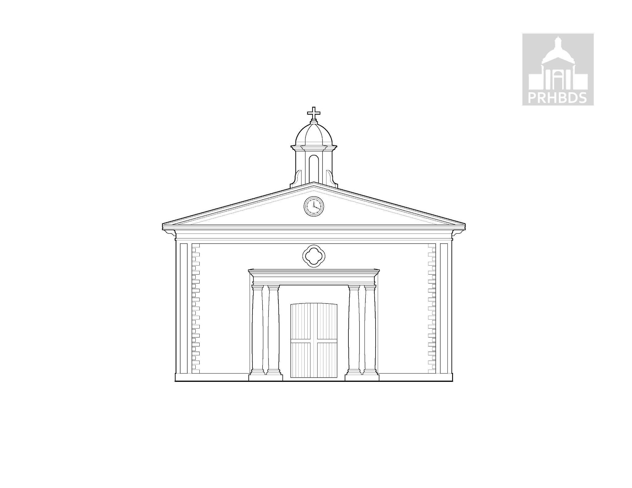 Parroquia San Isidro Labrador y Santa María de la Cabeza (1852)   Sabana Grande, Puerto Rico