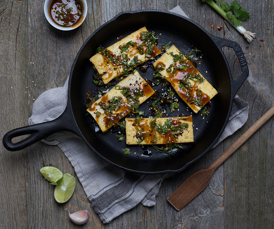 Spicy Tofu Steaks - https://clearlifeinc.com/spicy-tofu/
