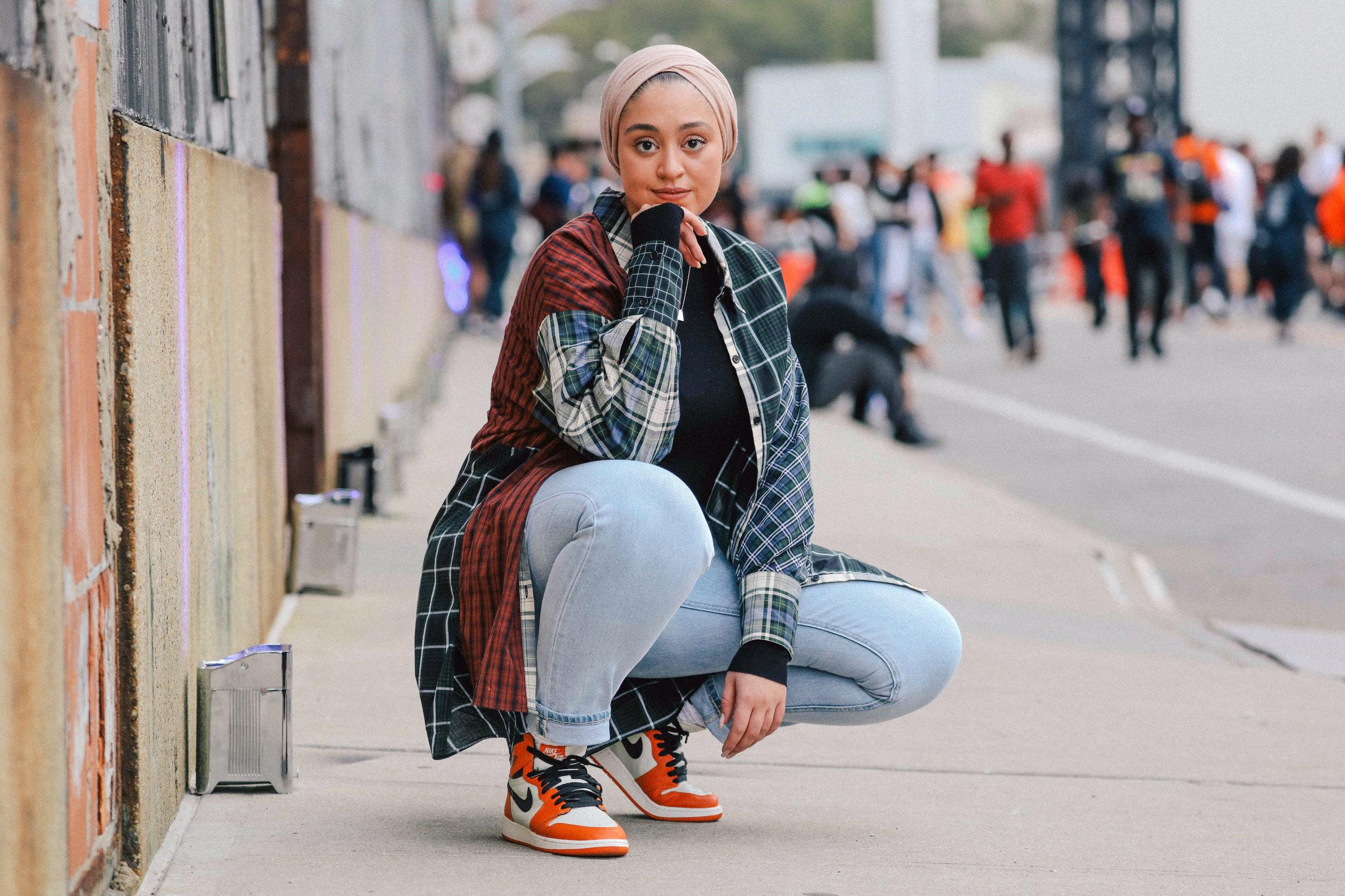 Model Maiy Elbery