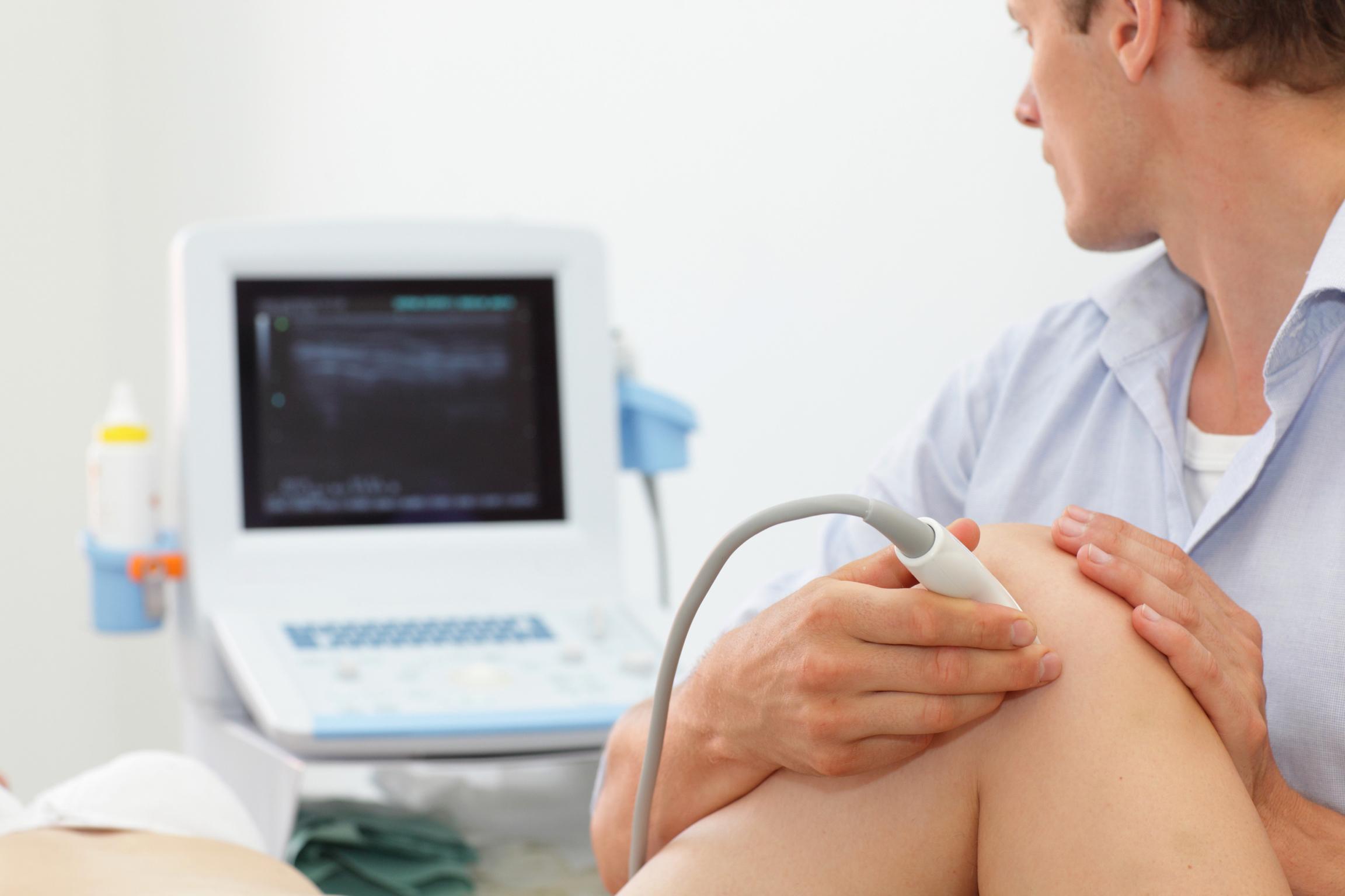 Diagnostic ultrasound scans -
