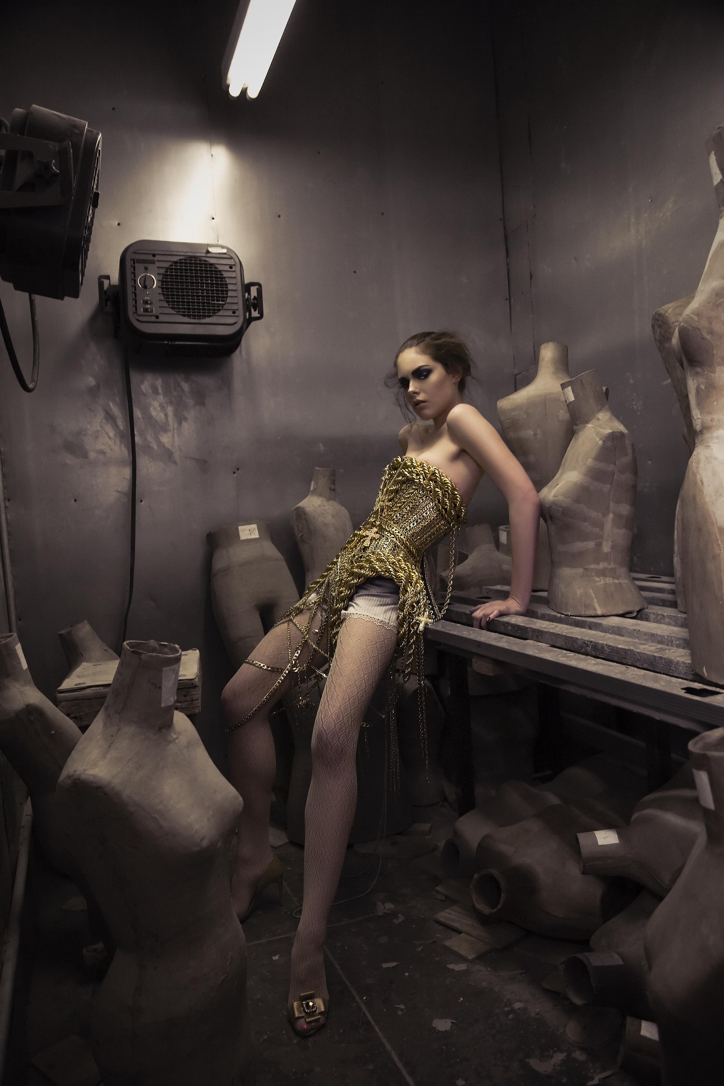 Exuberante Languidez for Harper's Bazaar en Español