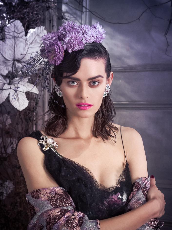 In Full Bloom for Hong Kong Tatler