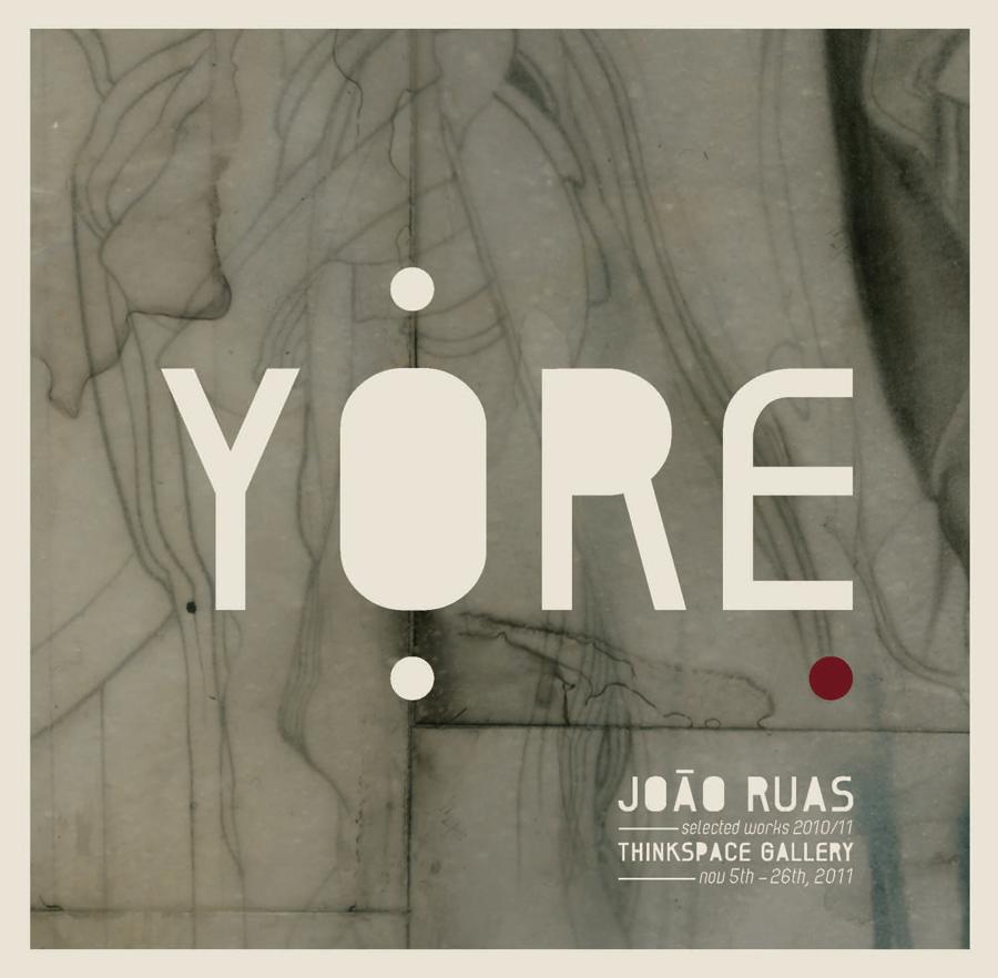 """"""" YORE """" Catalogue Cover"""