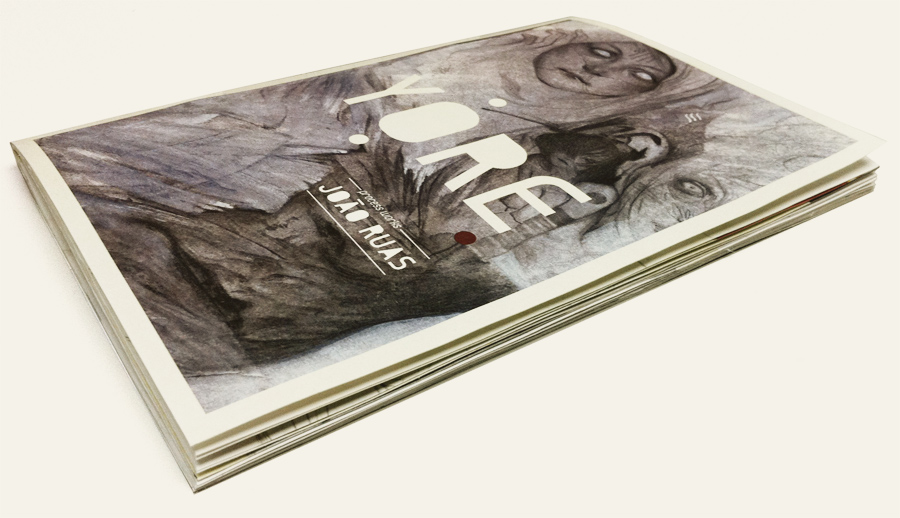 """"""" YORE """" Process Sketchbook"""