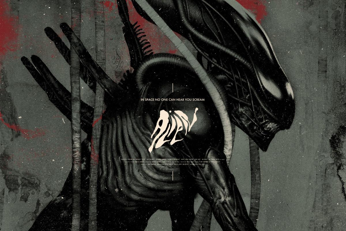 """""""Alien"""" Alternate I"""