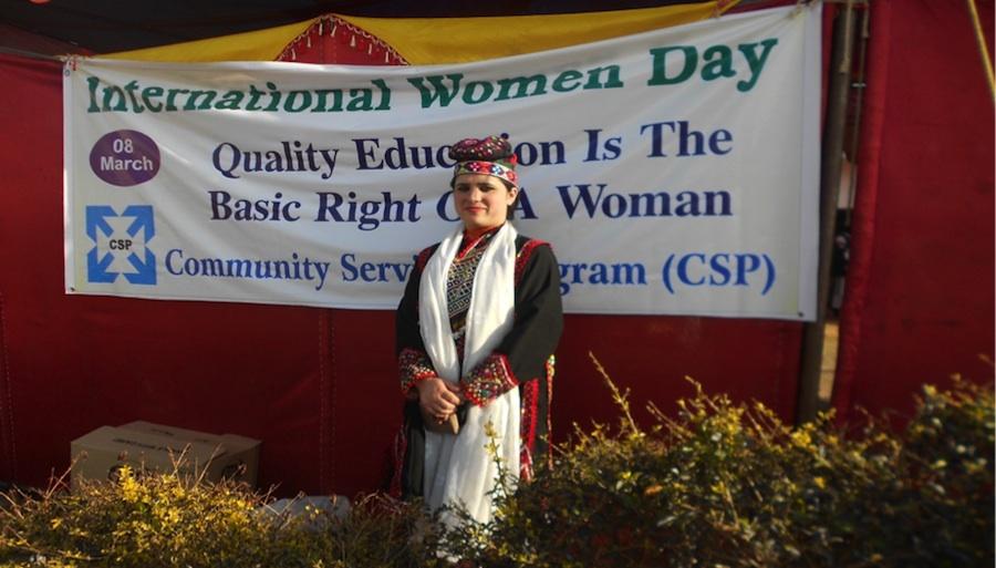Source: Community Services Program - Pakistan