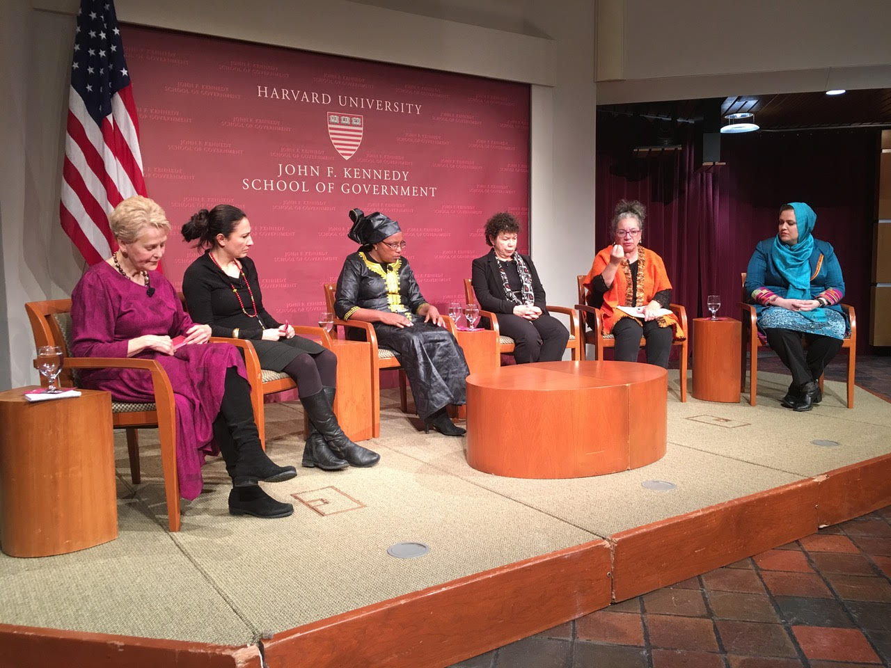 Women Leaders at John F. Kennedy School of Government, Harvard University