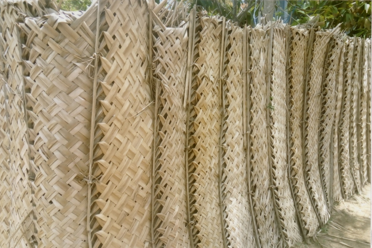 Thatched Completed Product