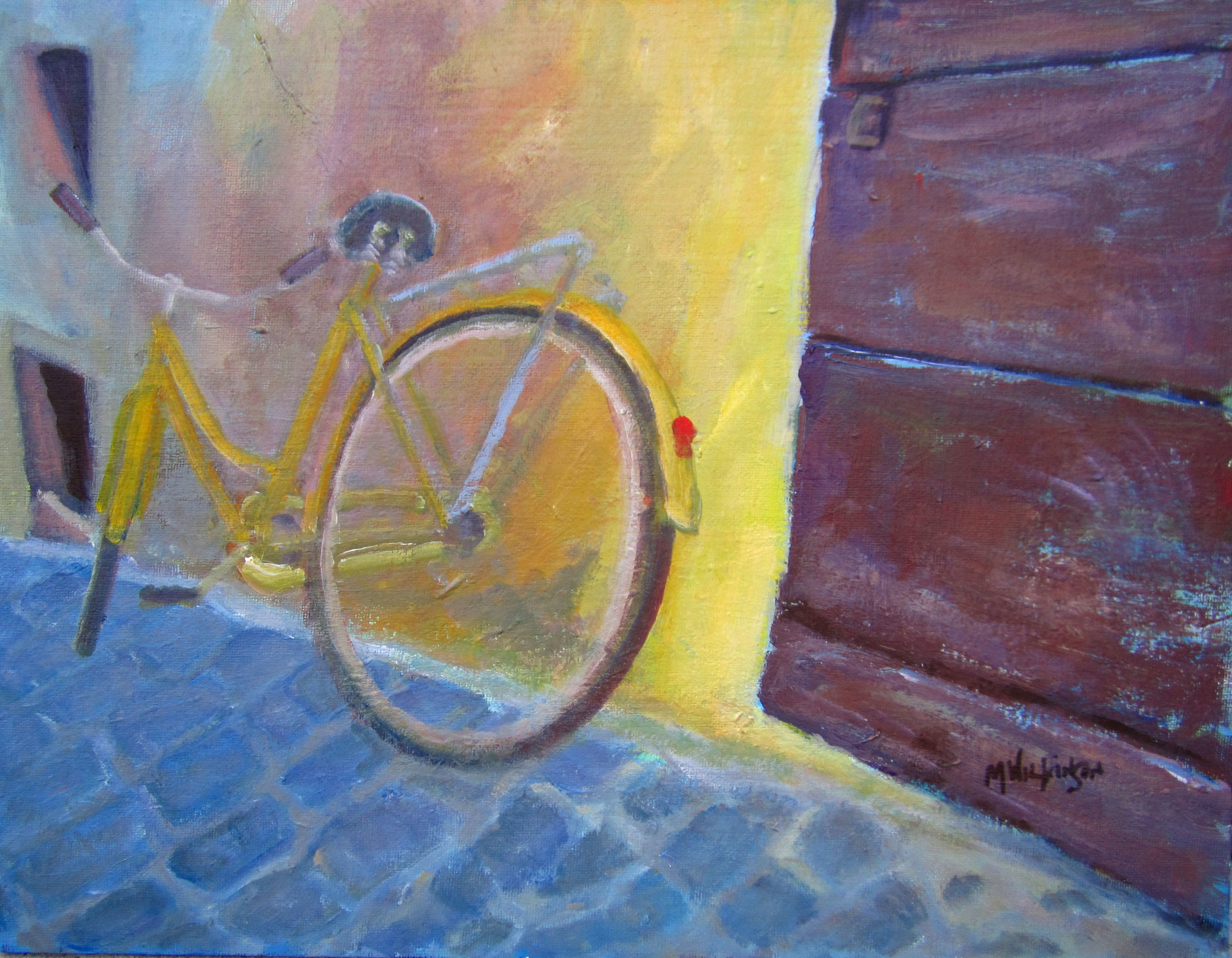 my bicyclette
