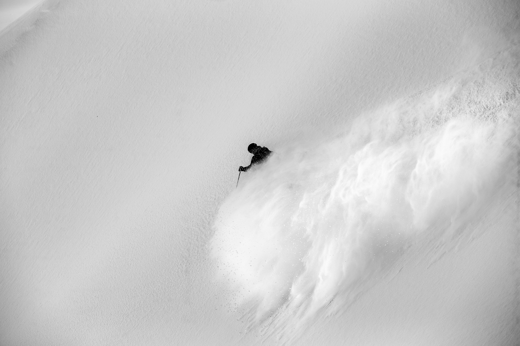 Ashley Barker Photography British Columbia Skiing Powder