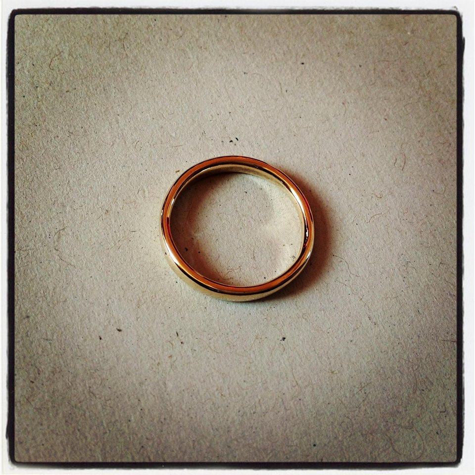 Gold Ring - Not Your Average Kind