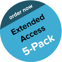 Pre-order 5 copies before August 31:   Everything in the Behind The Scenes Pack, plus:  20% off the regular price  Invitation to a one hour private group Q&A webinar where I'll answer questions live    Order here  and email proof to extendedaccess@shanesnow.com