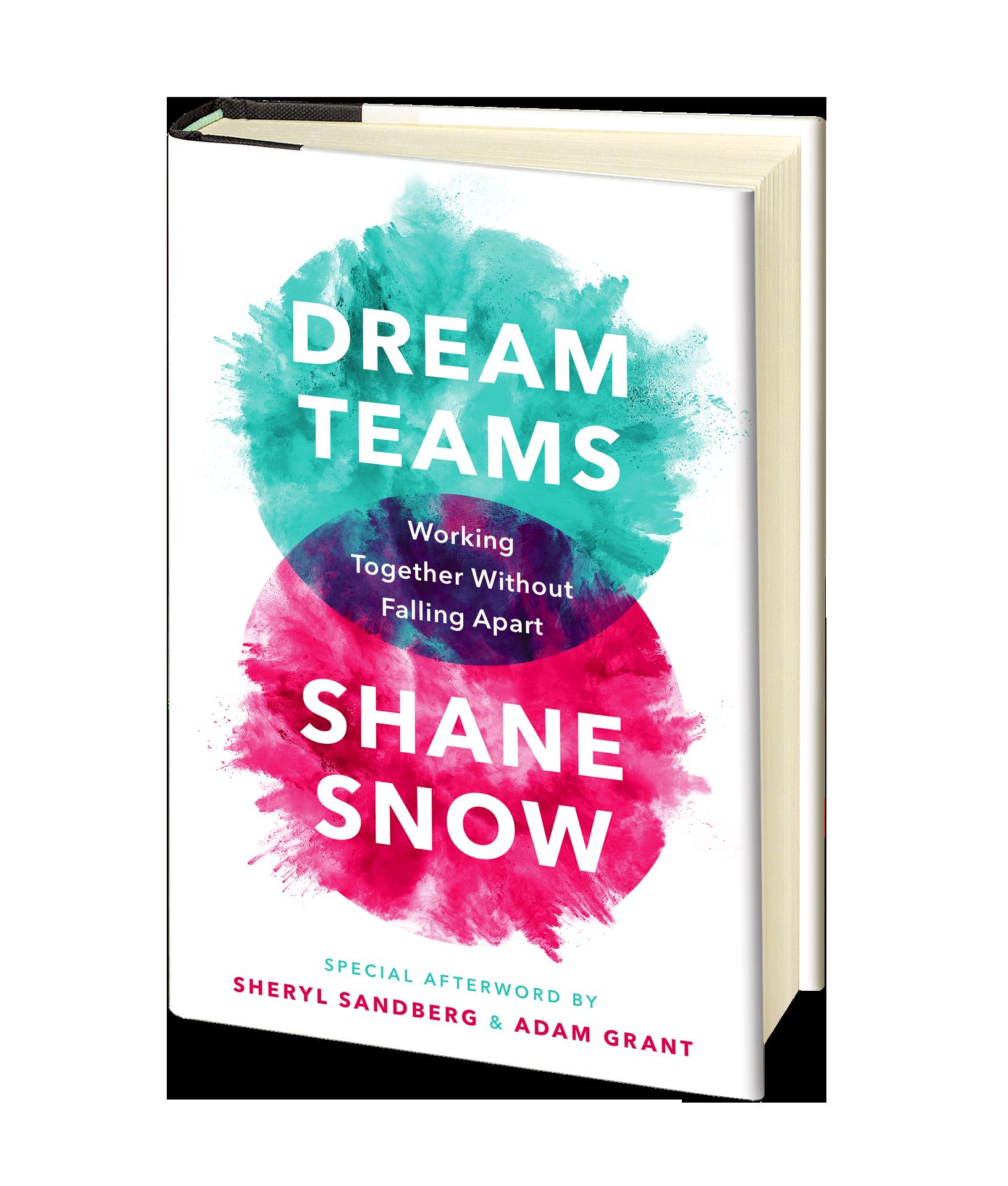 Based on the #1 Business Bestseller, Dream Teams