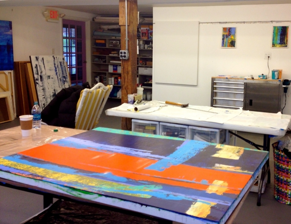 Studio Visits  Shirley Kern: resides in Princeton, New Jersey  Studio Location:159 Van Dyke Road, Hopewell, NJ.  Call or text: 609-216-8934 for an appointment and directions.  E-mail: kernstudio1@gmail.com