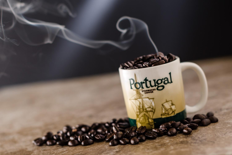 Starbucks Espresso Coffee Mug from Portugal