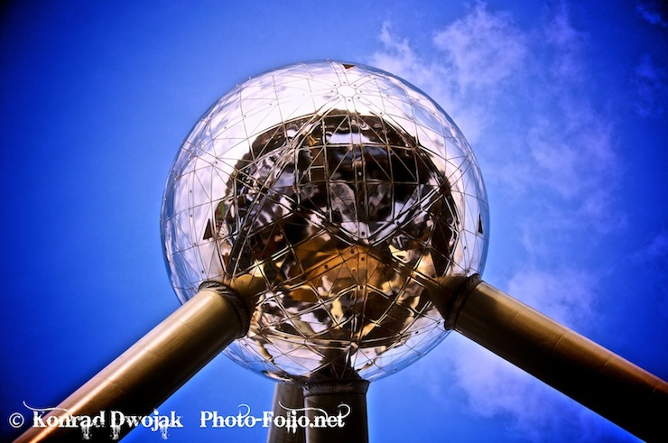 Atomium (Brussels, Belgium)