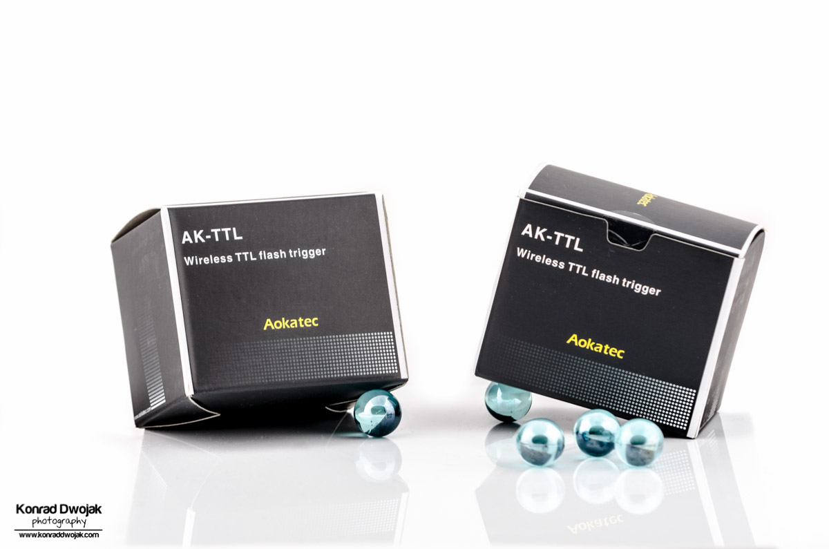 Aokatec AK-TTL packaging