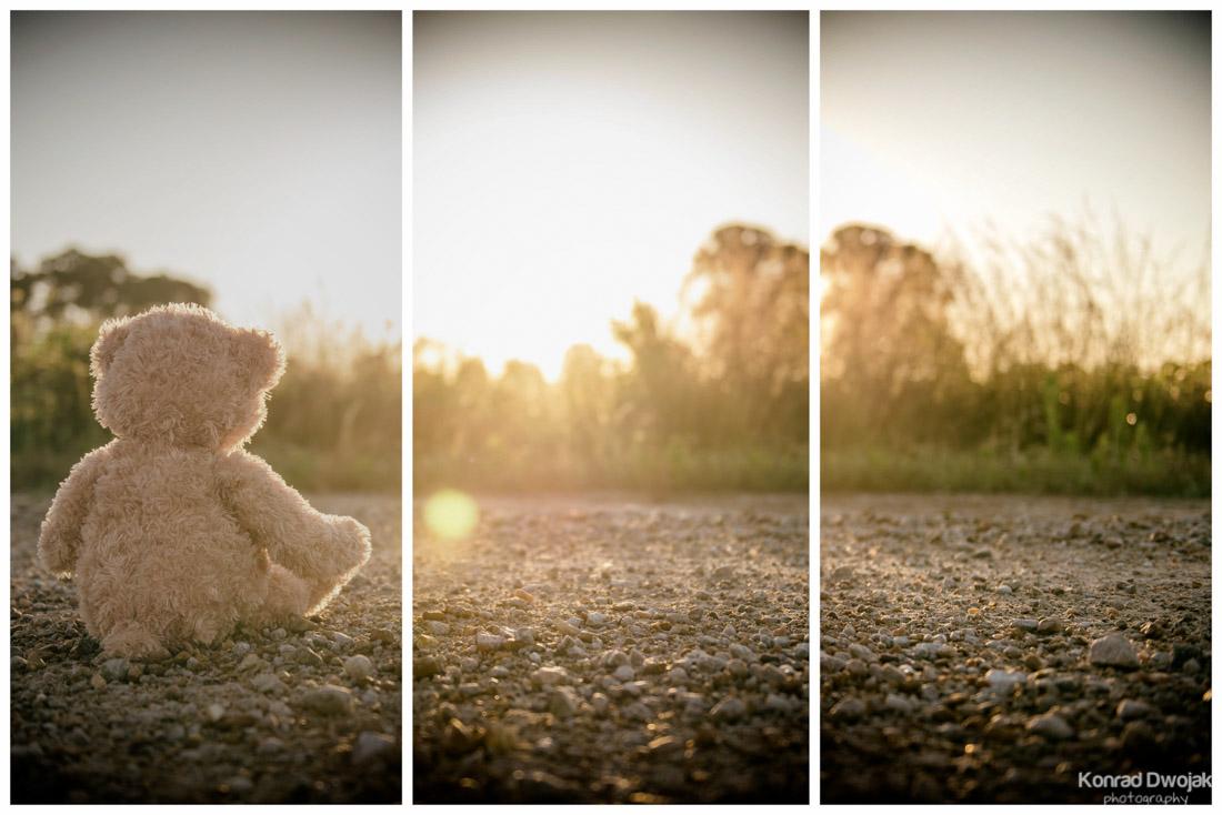 Thabo enjoying the Tennessee sunrise