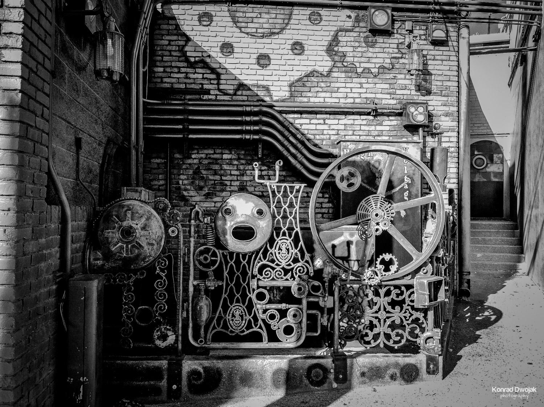 Metal Street Art - Memphis, TN