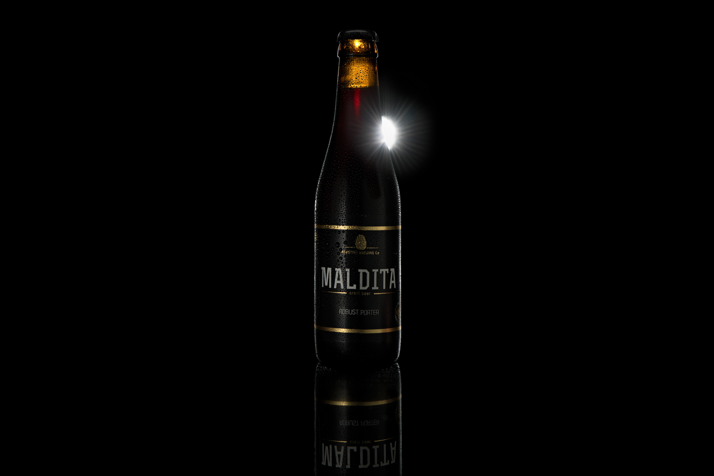 Maldita - Robust Porter by Frustino Brewing