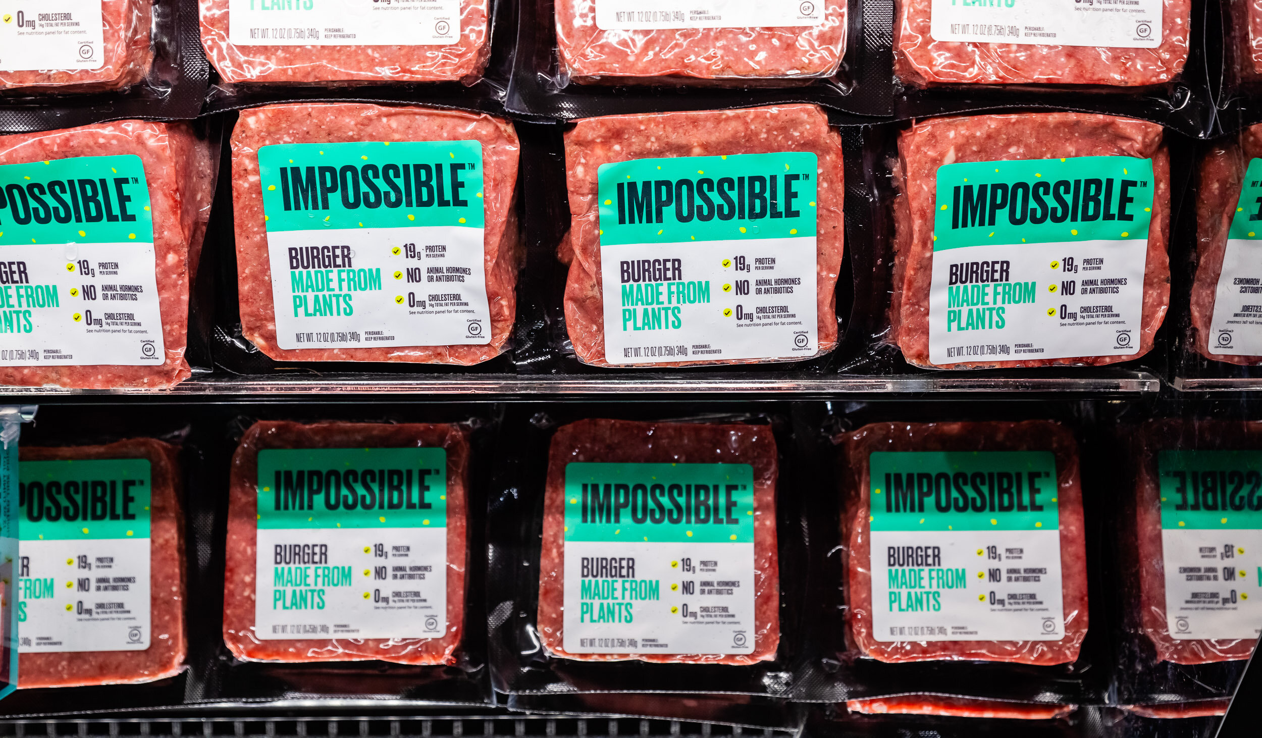 Copy of Impossible Burger